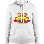 Elves Bar LST254 Sport-Tek Ladies' Pullover Hooded Sweatshirt