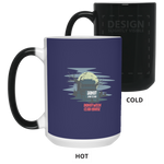 21550 15 oz. Color Changing Mug