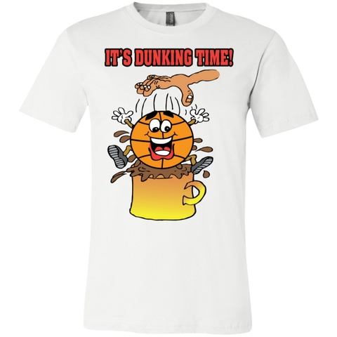 Unisex It's Dunking Time T-Shirt