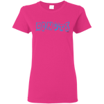 G500L Gildan Ladies' 5.3 oz. T-Shirt