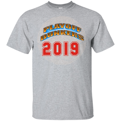 Unisex Playoff Dunkers 2019 Tops