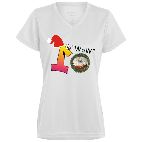 Wow 1790 Augusta Ladies' Wicking T-Shirt