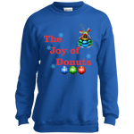 PC90Y Port and Co. Youth Crewneck Sweatshirt