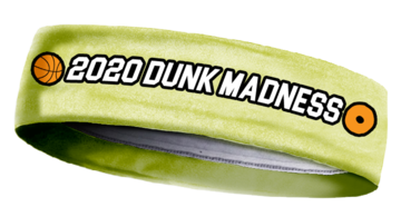 Headbands 2020 Dunk Madness Special Sale