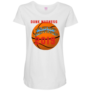 Women's Playoff Dunkers 2019 T-Shirt