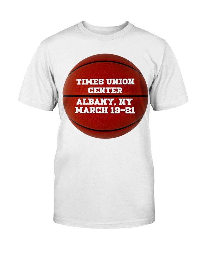 Unisex Albany, NY Times Union Center T-Shirt