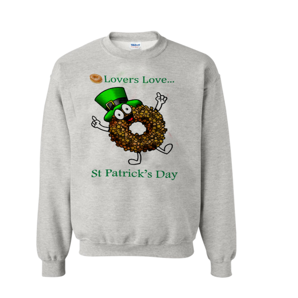 Saint Patrick Sweat shirt