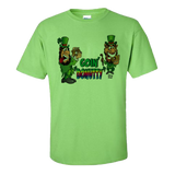 Saint Patrick's Day Donut Fan Club T Shirt