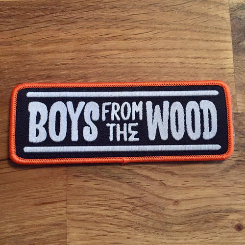 BoysFromTheWood Patch - Logo