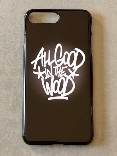 "BFTW ""ALL GOOD"" iPhone 8+ Case"