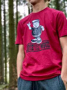 Classic BFTW Shirt BrickRed