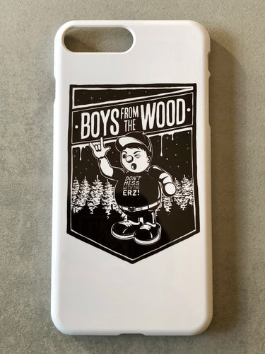 "BFTW ""Smoker"" iPhone 8+ Case"