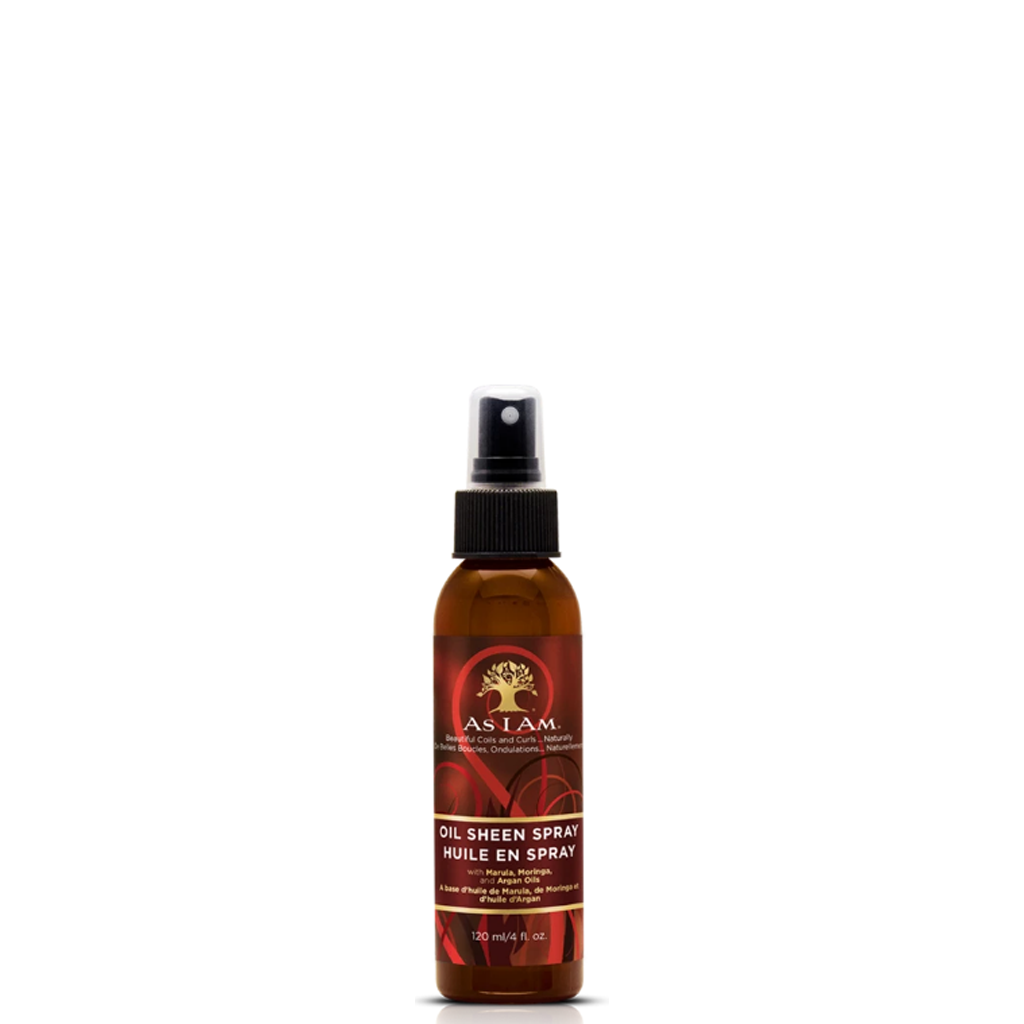 As I am Oil Sheen Spray 120ml