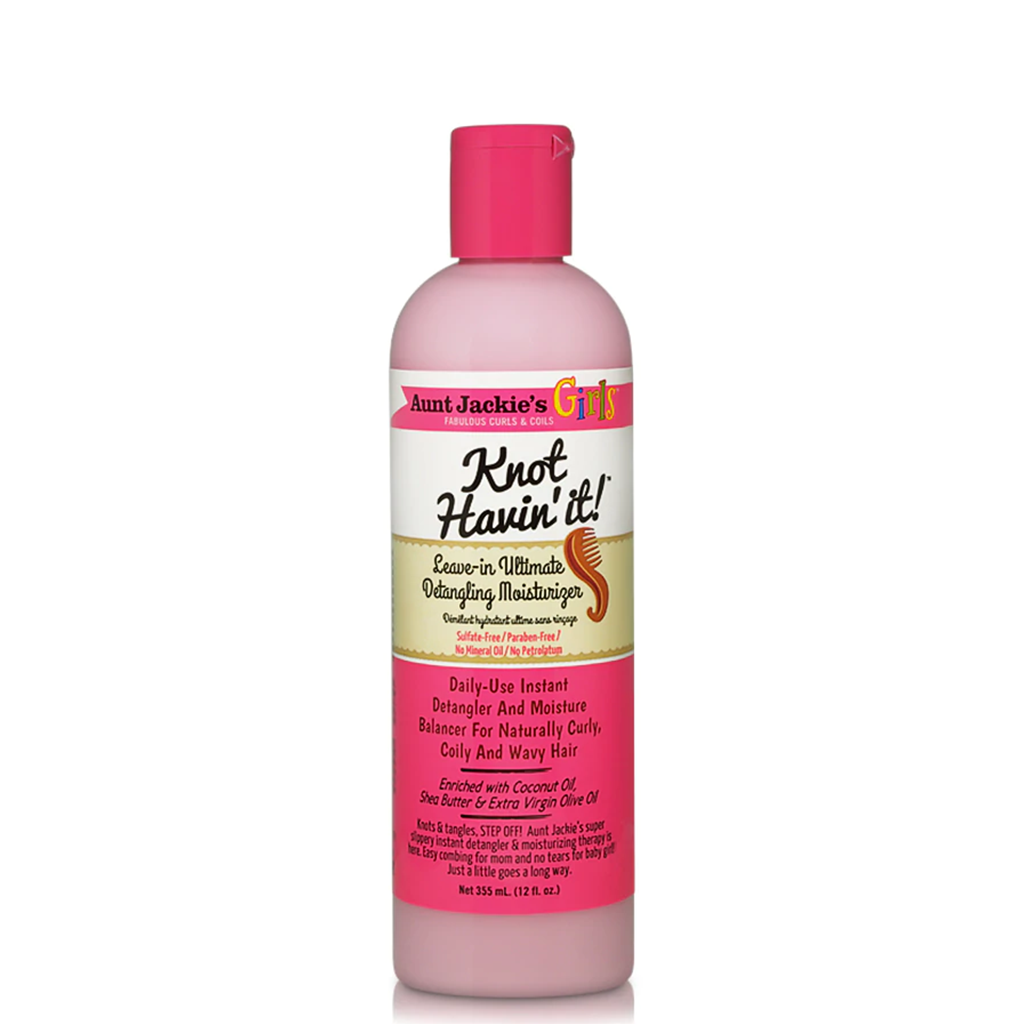 Balsam fara clatire Aunt Jackie's Girls Knot Havin' It! Leave-In 355ml