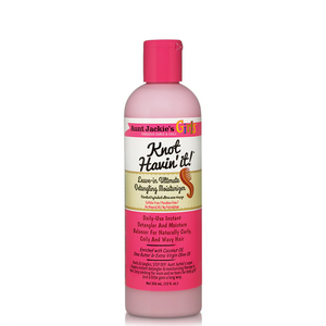 Aunt Jackie's Curls & Coils Girls Knot Havin' It! Leave-In Ultimate Detangling Moisturizer 355ml