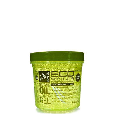Ecostyler Professional Styling Gel with Olive Oil 473ml