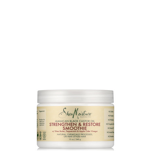 SheaMoisture Jamaican Black Castor Oil Strengthen & Restore Smoothie 340g