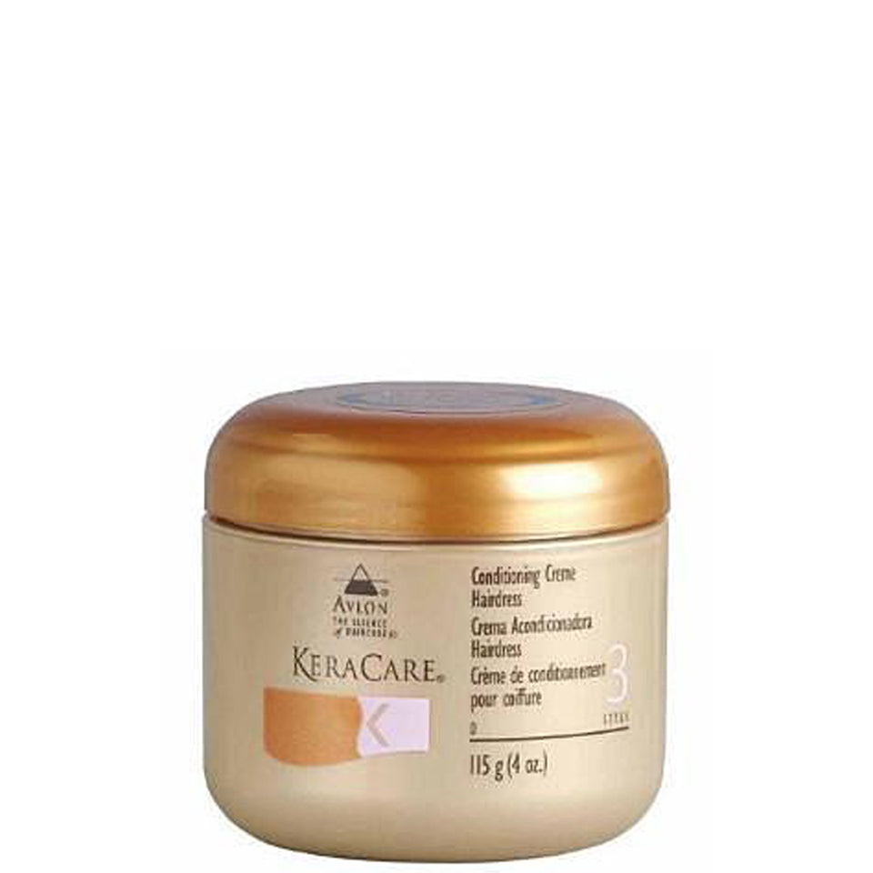 KeraCare Conditioning Crème Hairdress 4oz (115gr)
