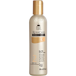 Keracare Natural Textures Hair Milk 8oz (240ml)