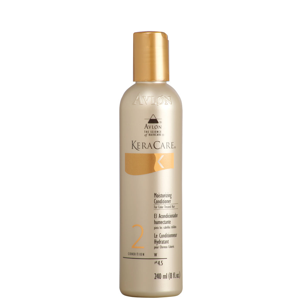 KeraCare Moisturising Conditioner For Color Treated Hair 8oz (240ml)