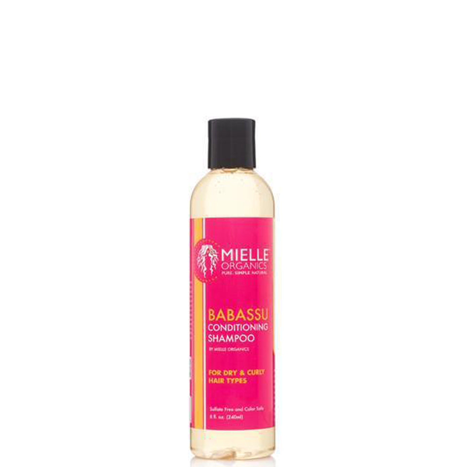 Mielle Organics Babassu Oil Conditioning Sulfate-Free Shampoo 240ml