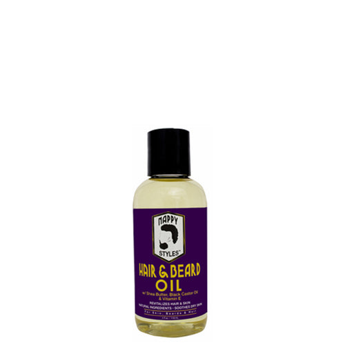 Nappy Styles Beard & Hair Oil 113ml