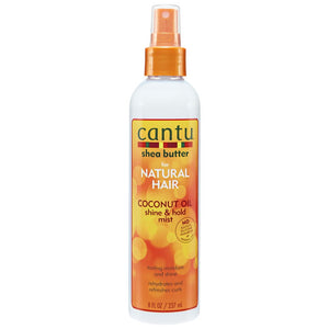 Cantu Shea Butter Coconut Oil Shine and Hold Mist