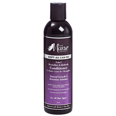 The Mane Choice Soft As Can Be 3-in-1 Revitalize and Refresh Conditioner