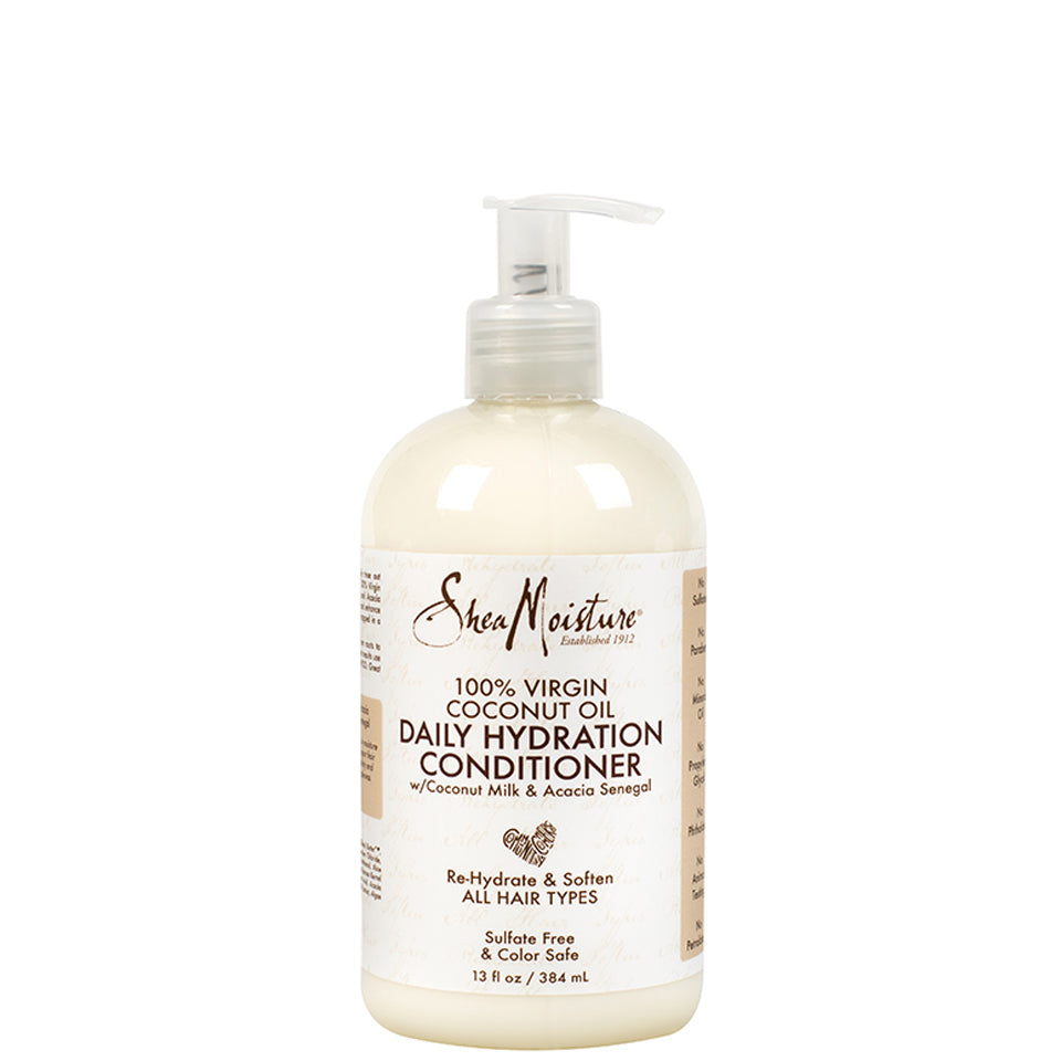 Balsam SheaMoisture 100% Virgin Coconut Oil Daily Hydration Conditioner 384ml