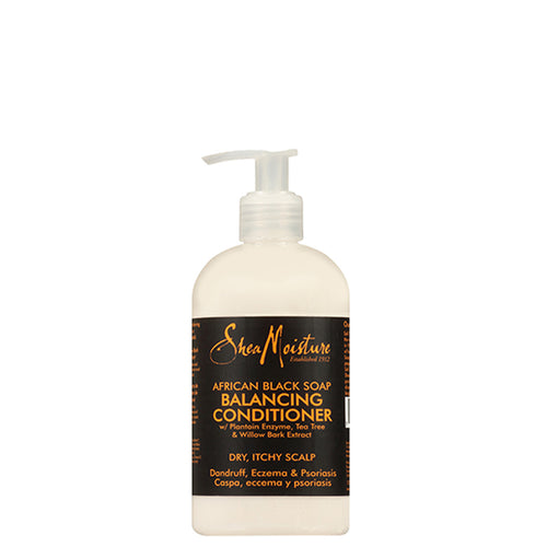 SheaMoisture Africa Black Soap Balancing Conditioner 384ml