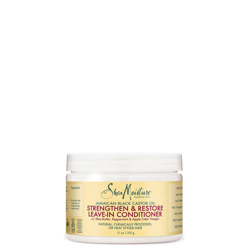 SheaMoisture Jamaican Black Castor Oil Strengthen Grow & Restore Leave-In Conditioner 453g