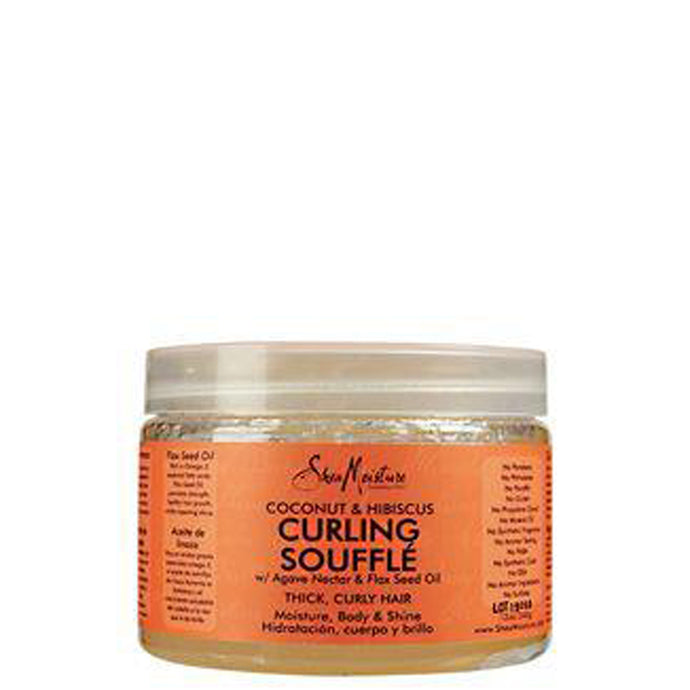 SheaMoisture Coconut & Hibiscus Curling Gel Souffle 340g