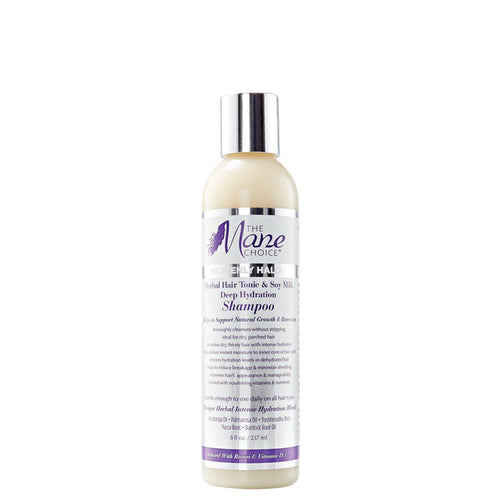 The Mane Choice Herbal Hair Tonic & Soy Milk Deep Hydration Shampoo 237ml