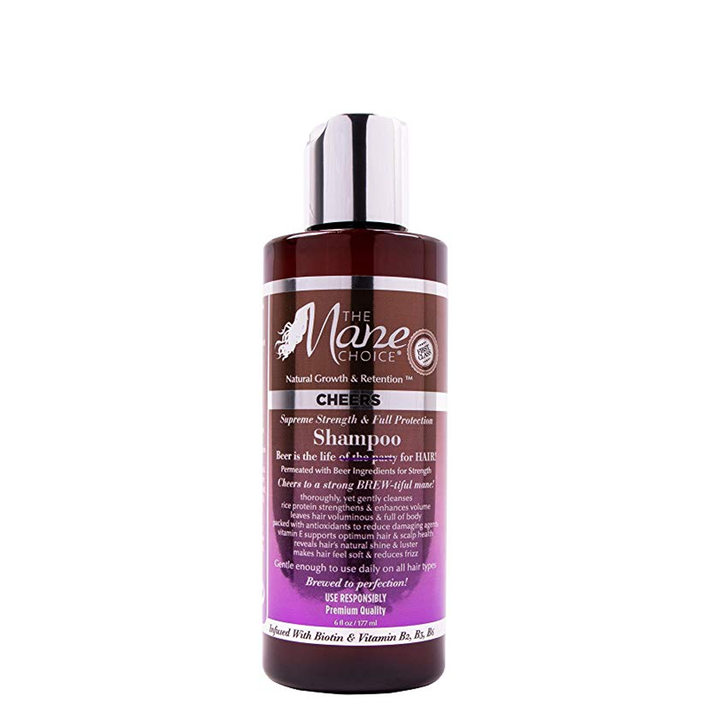 The Mane Choice Cheers Supreme Strength & Full Protection Shampoo 177ml