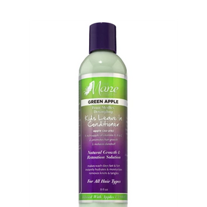 The Mane Choice Green Apple Fruit Medley Detangling KIDS Leave-In Conditioner 236ml