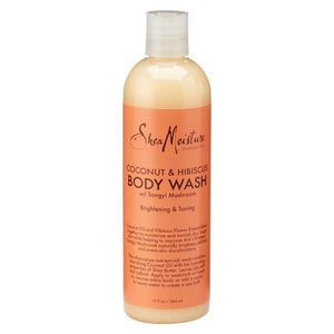 Shea Moisture Coconut and Hibiscus Body Wash 364ml