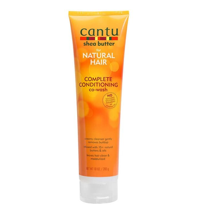 Balsam pentru spalare Cantu Natural Complete Conditioning Co-Wash 283g