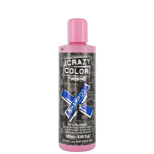 Crazy Color Vibrant Blue Shampoo