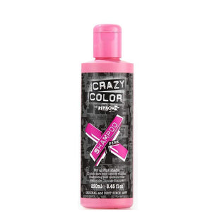 Crazy Color Vibrant Pink Shampoo