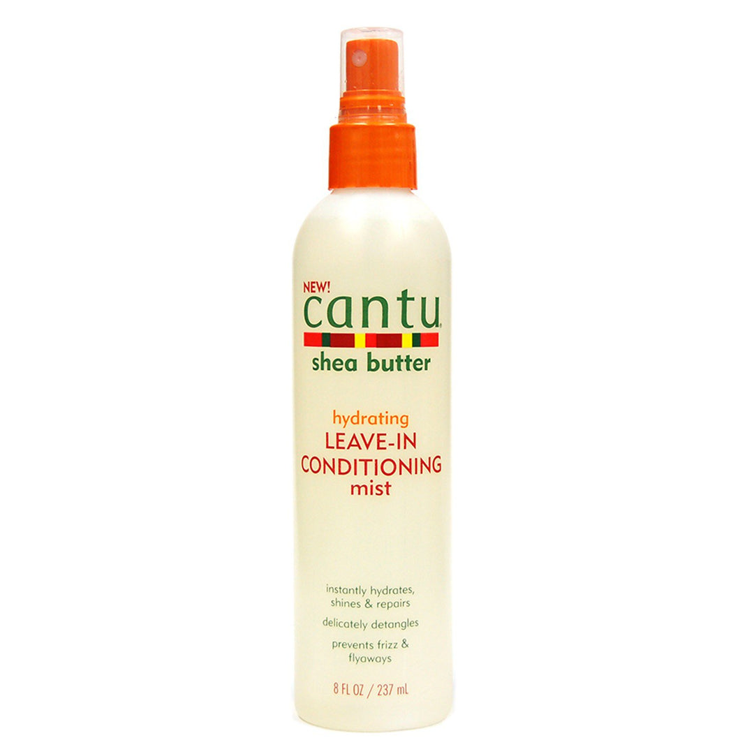Cantu Hydrating Leave-In Conditioning Mist 237ml