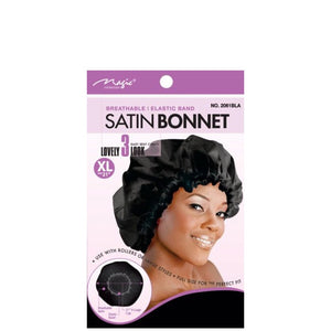Boneta din Satin Magic Collection Breathable