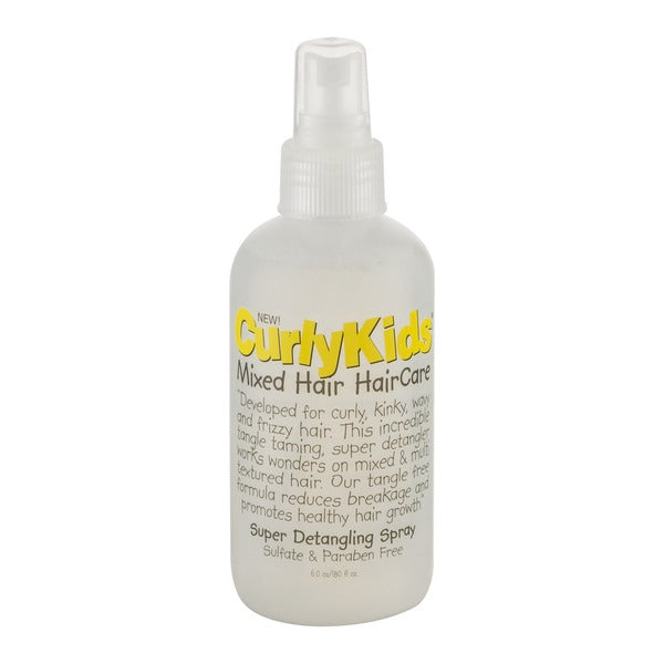 CurlyKids Super Detangling Spray 180ml