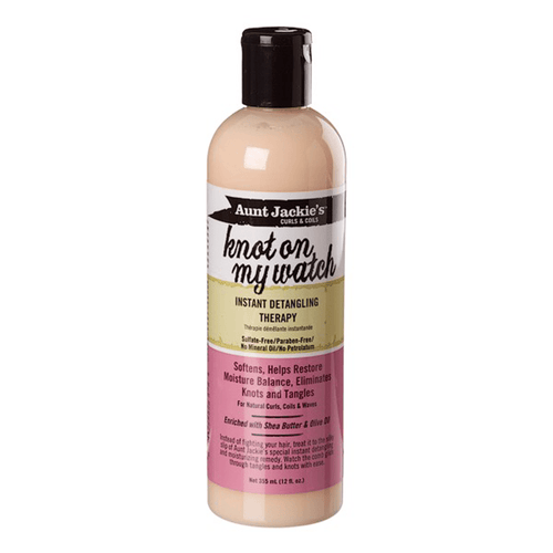 Aunt Jackie's Knot On My Watch Instant Detangling Therapy 355ml