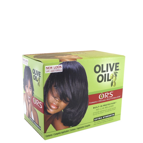 ORS Olive Oil Built-in Protection No-Lye Relaxer Kit ~ Extra Strength