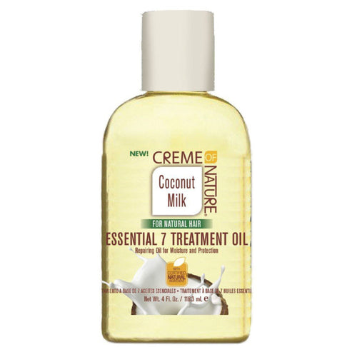 Creme of Nature Coconut Milk  Essential 7 Treatment Oil 118.3ml