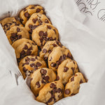 Chocolate Chip Joy Box | Two Dozen (24) Chocolate Chip Cookies