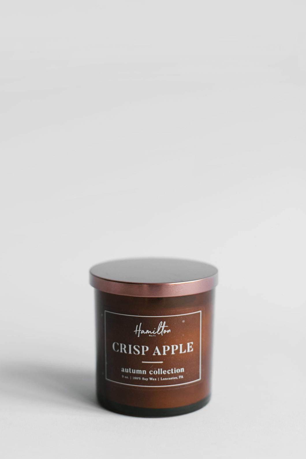 Crisp Apple - Last season's labels