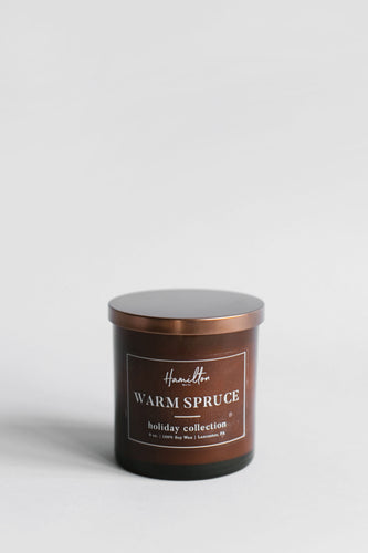 Warm Spruce - Last Year's Labels