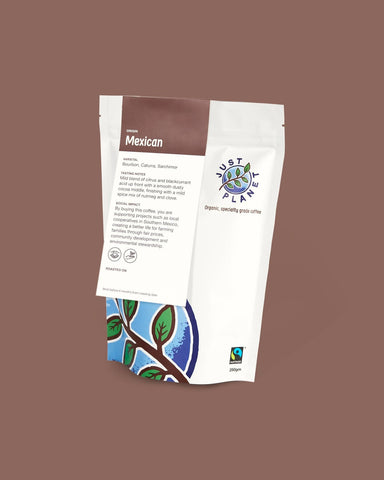 Mexican Coffee Beans Fairtrade Organic