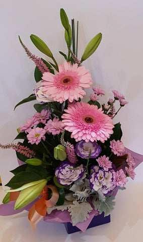 Mothers Day Seasonal Fresh Blooms - Tall